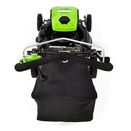 Greenworks 21-Inch Corded