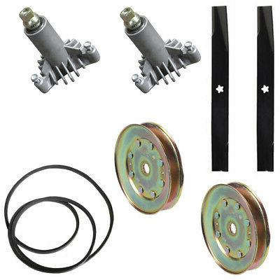 craftsman lt1000 42 lawn mower deck parts
