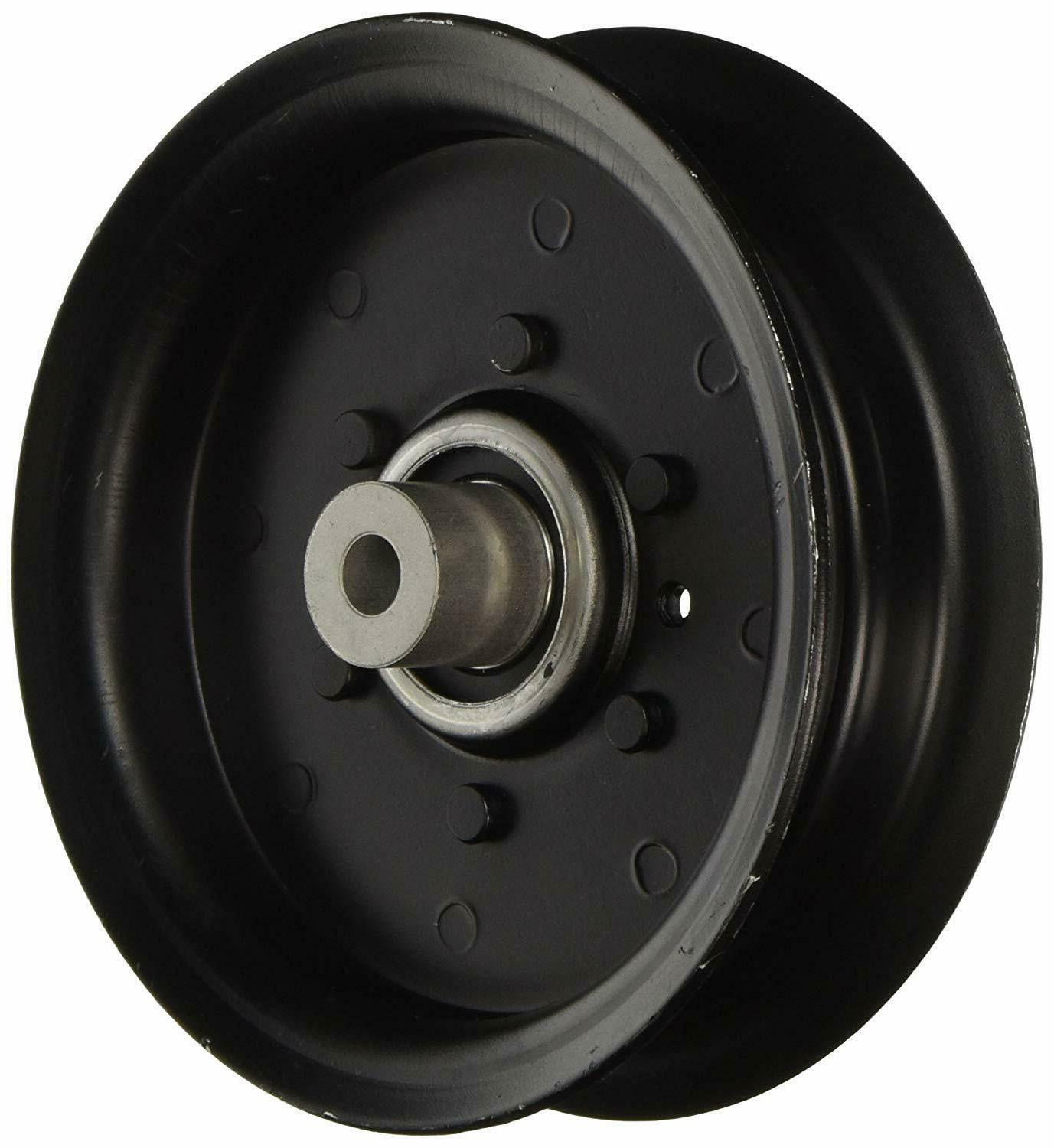 deck flat idler pulley lawn mower parts