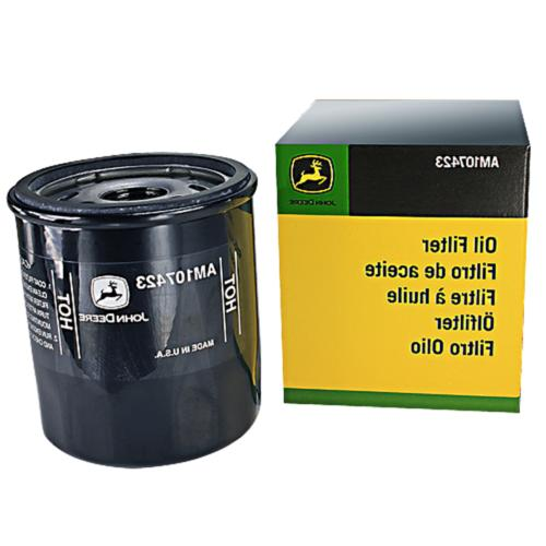 equipment oil filter