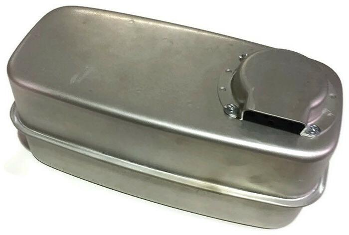 New Muffler Replaces 751-0616B Inlet