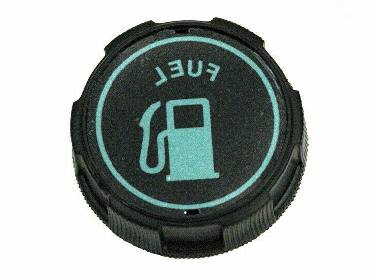 gas fuel cap push mower