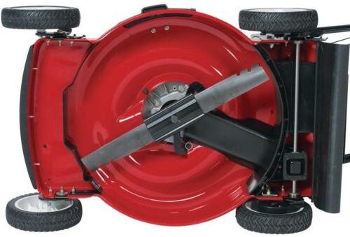 "Propelled Variable Speed 22"" Steel Deck"
