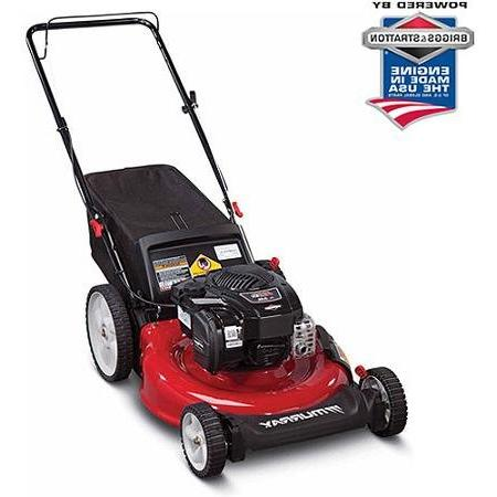 Murray Lawn Mower Side Discharge, Mulching, and