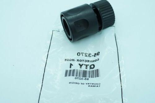 genuine oem part 95 3270 hose connector