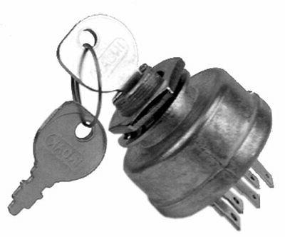 ignition switch lawn tractor key mower starter