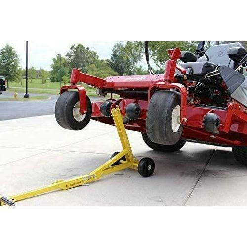jungle jack lawnmower jack lift for commercial
