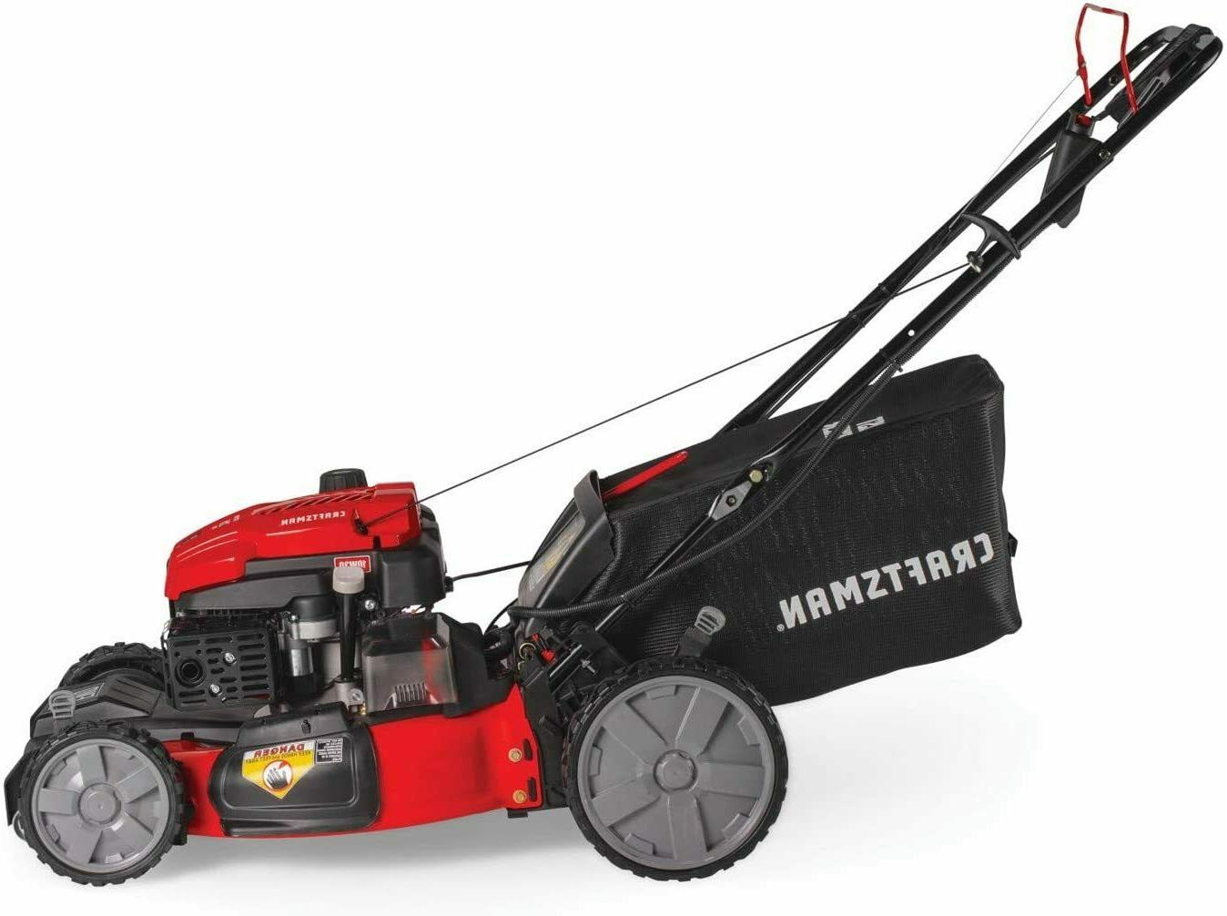 Craftsman Lawn inch New Propelled, Behind