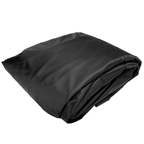"""Himal Outdoors Cover Decks up 54"""" Storage 210D Oxford, UV Protection Universal Fit Drawstring Bag"""