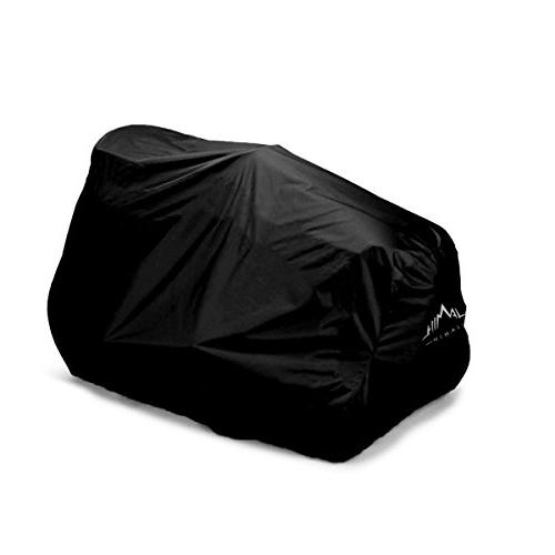 Himal Outdoors Lawn Cover Cover Decks up to Storage Cover Duty 210D Polyester Protection Universal Fit Drawstring & Cover Bag