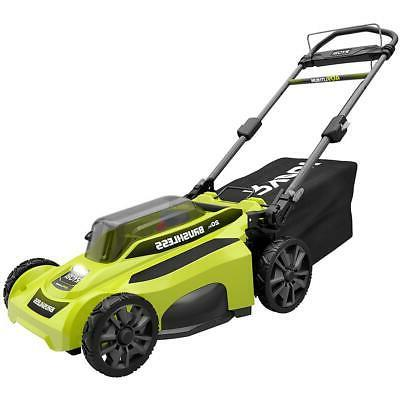 20 In. 40-Volt Brushless Lithium-Ion Cordless Battery Walk B