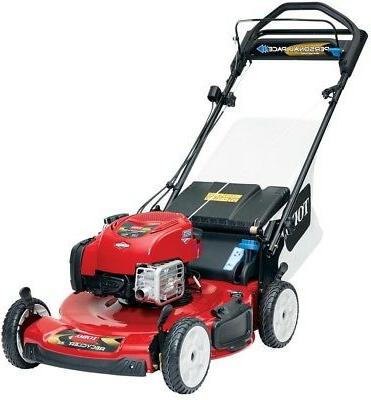 Toro Recycler  190cc Personal Pace Lawn Mower w/ Blade Overr