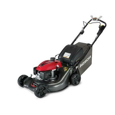 Honda Propelled Lawn Mower Stop in. Gas
