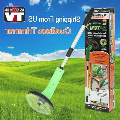 grass trimmer stainless steel cordless lawn tree