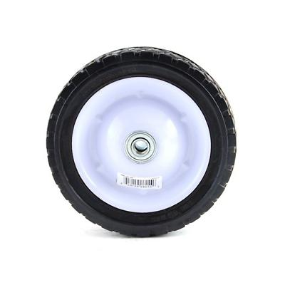 steel wheel with 55 lb load rating