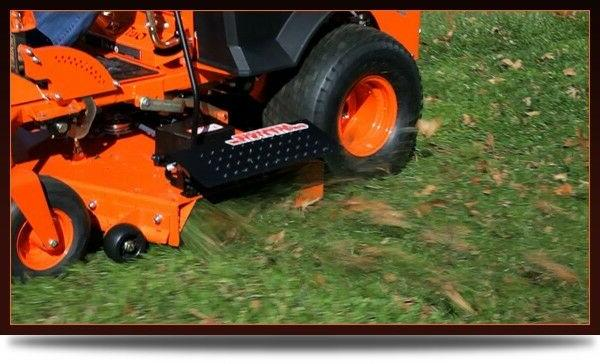 ADVANCED SYSTEM- BRANDS- MOWER COVER -