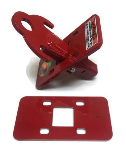 Vital All-Terrain Trailer Hitch Receiver Ferris ZTR Mower with 3