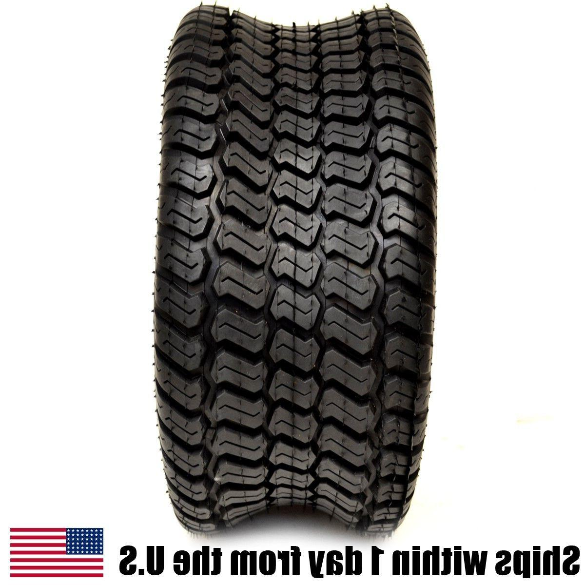 2PK New 16x6.50-8 TIRES 4 Ply John Mower Tractor