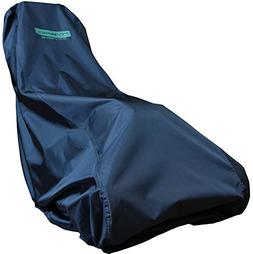 Hybrid Covers Lawn Mower Cover - Black, Durable, Water Resis