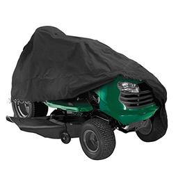 Lawn Mower Cover, FLYMEI Premium Tractor Cover Fits Decks up