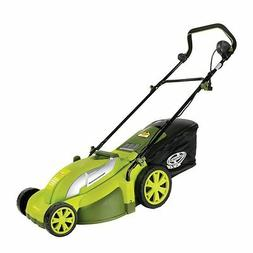 Lawn Mower Electric Corded Grass Catcher Bag 17-Inch 13 Amp