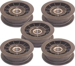 Murray 5 Pack Lawn Mower Idler Pulley 2-3/ Diameter, 690409M