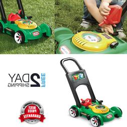 Lawnmower Kids Toy Open Tethered Gas Cap Fill Up Lawn Mower