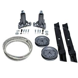 "Replaces Craftsman 42"" Craftsman LT1000 LT2000 Rebuild Kit S"