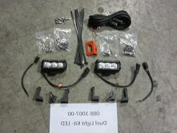 Bad Boy Mower OEM Dual LED Light Kit 088-1007-00