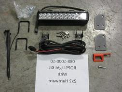 Bad Boy Mower OEM ROPS Light Kit 2X2 With Hardware