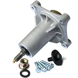 n lawn mower spindle assembly