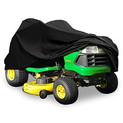 North East Harbor Deluxe Riding Lawn Mower Tractor Cover Fit