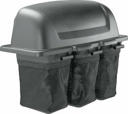 "HUSQVARNA NEW 3-BIN GRASS CATCHER BAGGER  FOR 48"" MOWERS 960"