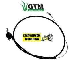 NEW REPL MTD ZONE CONTROL CABLE ENGINE BRAKE STOP 746-1130 9