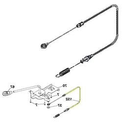 Ariens OEM Lawn Mower Clutch Cable 21548470