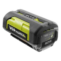 Ryobi OP4026 40V Lithium Ion Battery Large High Capacity Fat