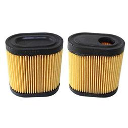 AISEN Pack of 2 Paper Air Filter Replaces Tecumseh Part # 36