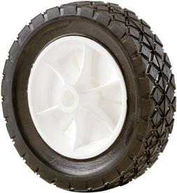 SHEPHERD Plastic Hub Semi Pneumatic Rubber Tires 8 X 1-3/4
