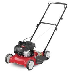 Push Lawn Mower 20 in. 125 cc Rust-Resistant 1-Blade Engine