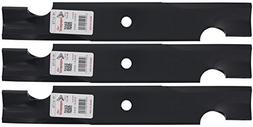 Rotary 3 Blades for Snapper 1-7036, 5020843, 5020843A, 70170
