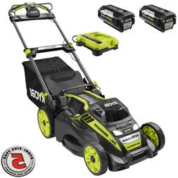 Ryobi RY40190-2B Walk Behind Mower Self Propelled Rear Wheel