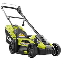 Ryobi 13 in. 11 Amp Corded Electric Walk Behind Push Mower,