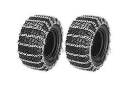 The ROP Shop  New Snow Mud TIRE Chains Garden Tractor 26x12x