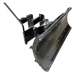 Nordic  Snow Plow For Cub Cadet RZT Mowers With Steering Whe