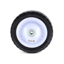Arnold Steel Wheel with 55 lb. Load-Rating - 7-Inch x 1.5-In