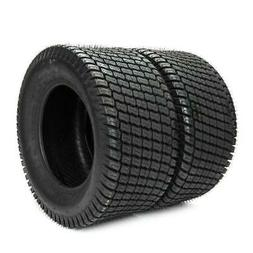 TWO - Lawn Mowers 4 Ply 16x6.50-8 TURF TIRES Tubeless Tracto