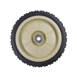 8-INCH UNIVERSAL LAWN MOWER DRIVE WHEEL WITH ADAPTERS