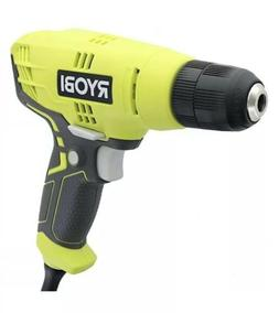 Ryobi D43K 5.5 Amp 3/8 Inch 1,600 RPM Variable Speed Trigger