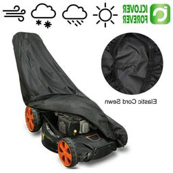 waterproof lawn mower cover heavy duty push