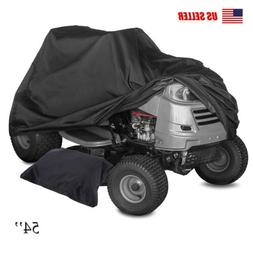Waterproof Lawn Tractor Riding Mower Cover Garden Protector
